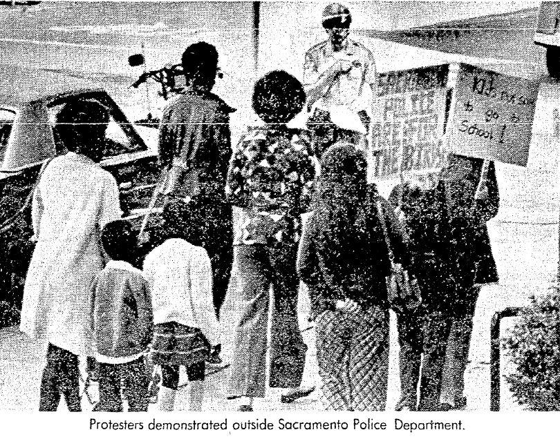 sac bee, 18 may 77, protestors.JPG