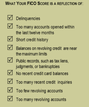 HOW IMPORTANT IS YOUR CREDIT HISTORY?