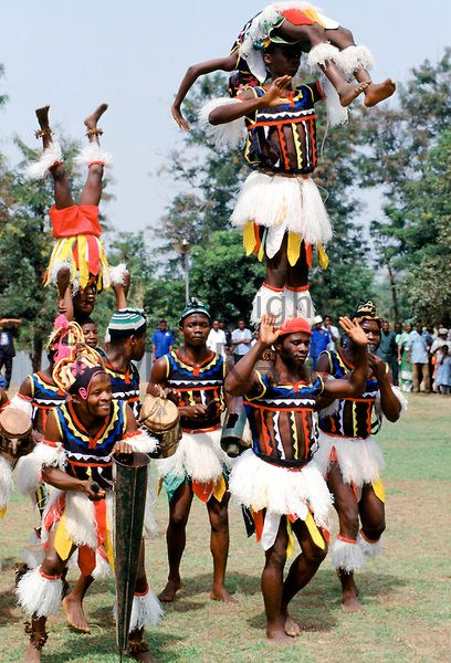 Top 5 Traditional Dances of the Igbo Tribe of Nigeria