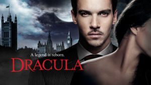 Dracula TV show poster