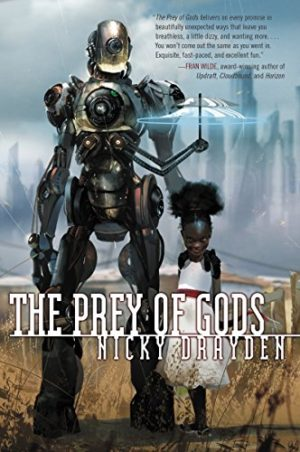 The Prey of Gods by Nicky Drayden Cover