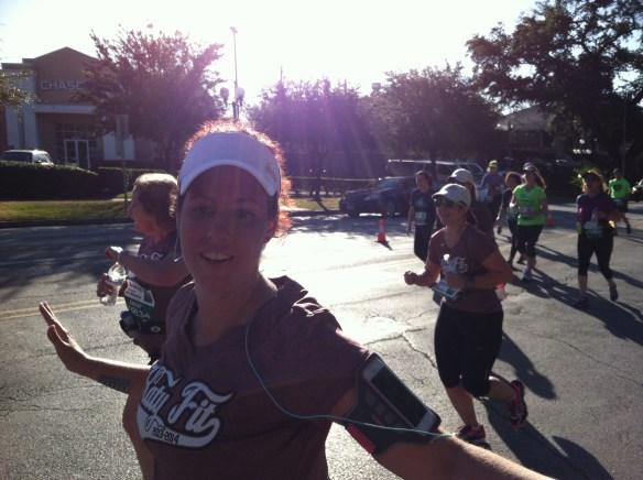 Half-marathon Houston