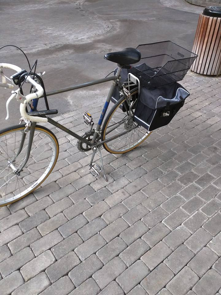 Bicycle Storage Attachments