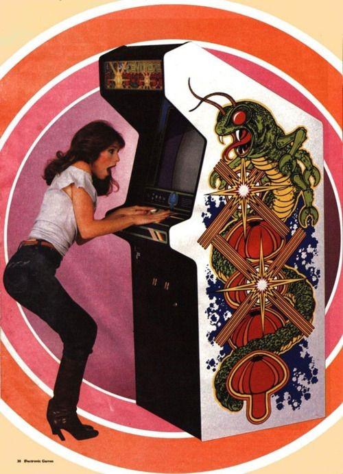 Arcade Babe