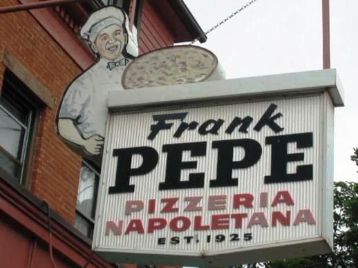 Pepe's Pizza Sign