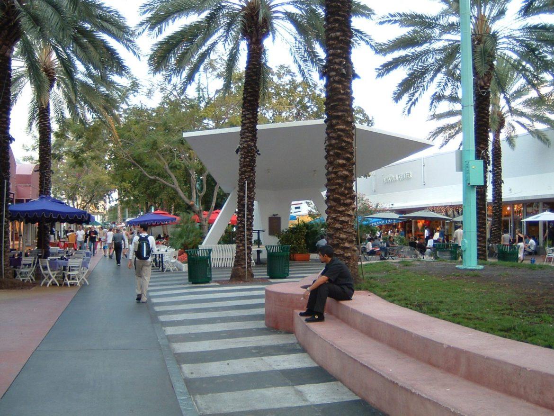 Lincoln Rd Mall Miami