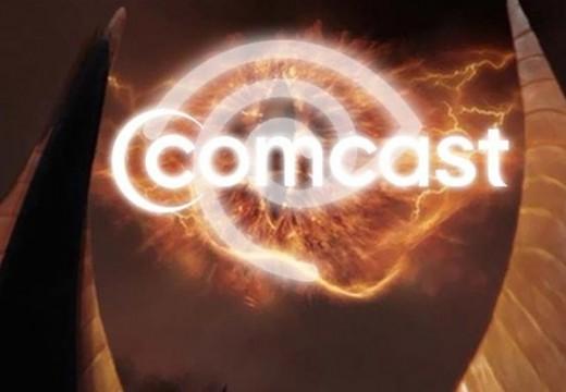 Comcast Eye of Sauron