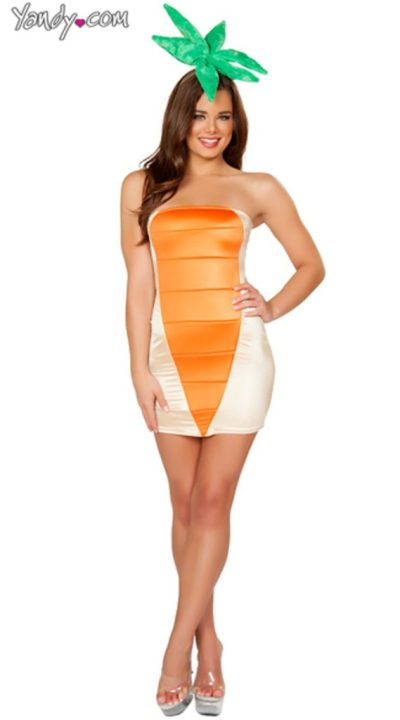 Sexy Carrot Costume