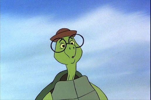 Turtle from Disney's Robin Hood