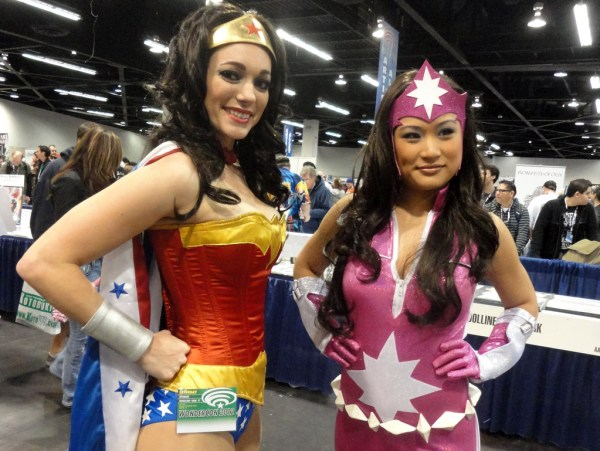 Women Super Heroes