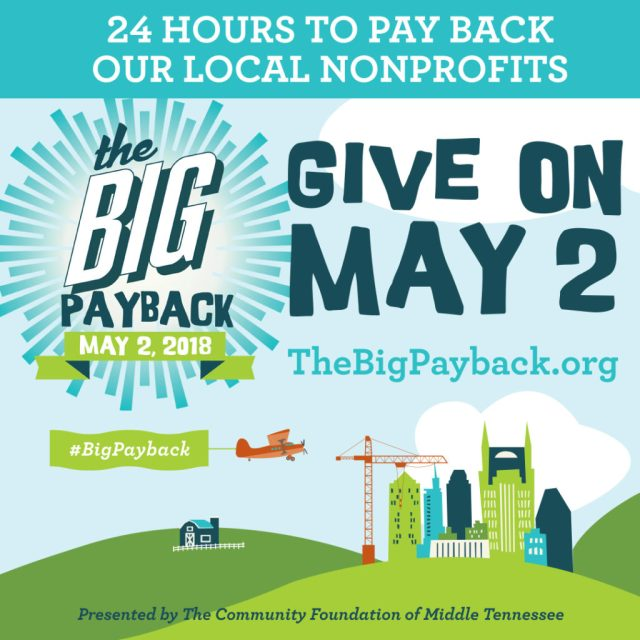 2018 The Big Payback Flyer
