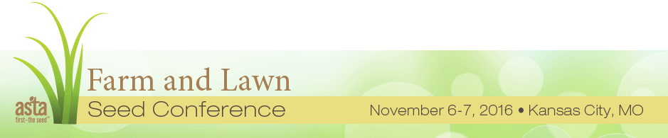 Upcoming Event: ASTA Farm & Lawn Seed Conference – Northern Seed