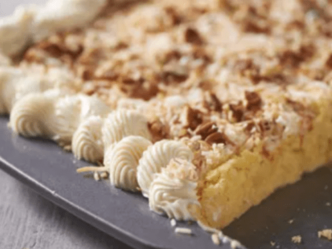 Hawaiian Sheet Cake
