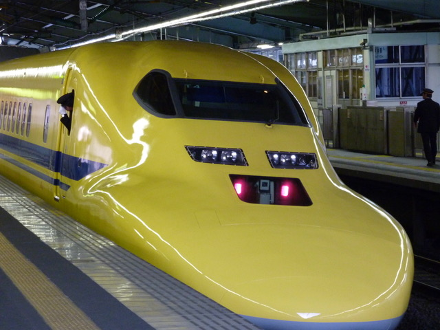 Japanese Bullet Train - shinkansen