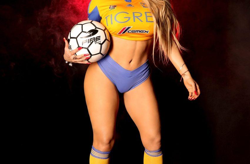 Gaby Fontalvo, belleza de campeonato