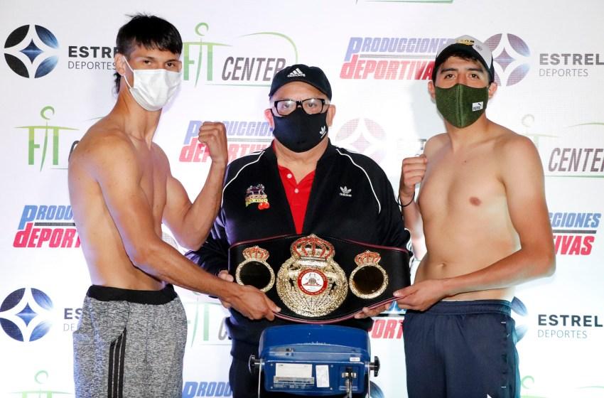 Rodríguez y León por la corona continental de la WBA