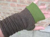 5 Fingerless Glove close up