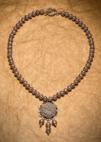 Alouette silver pearl 1