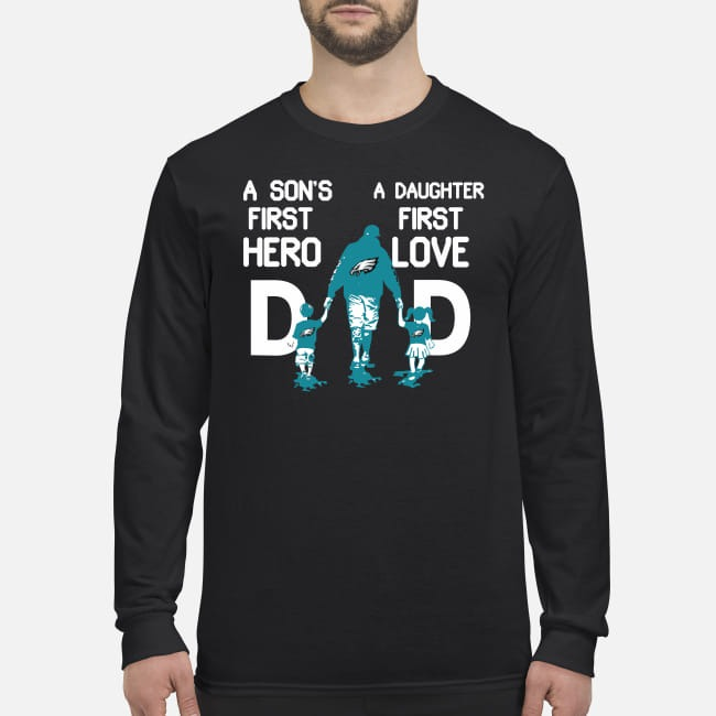 Download NEWEST Philadelphia Eagles dad a son's first hero a ...