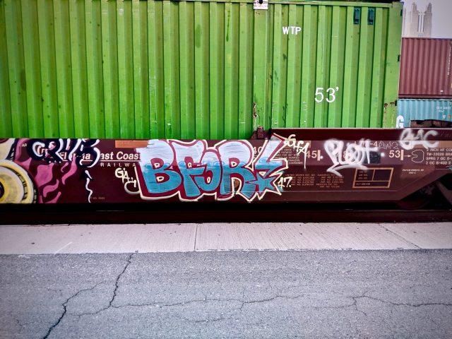 BFOR Graffiti