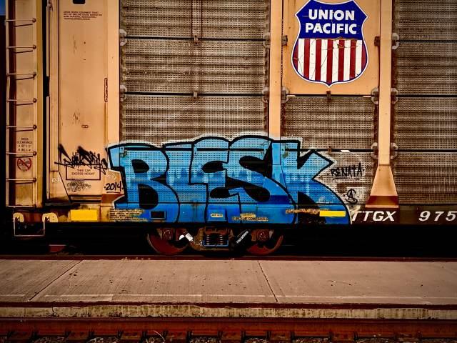 Blue Blesk