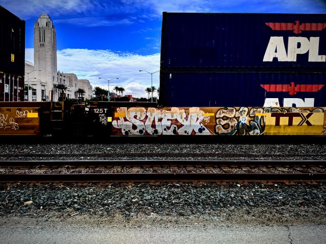 Suey Graffiti
