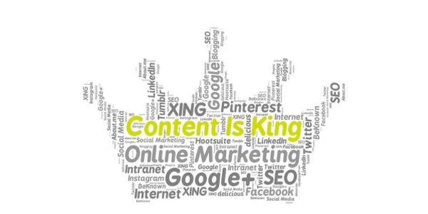 Content marketing, digital kommunikation, sociala medier