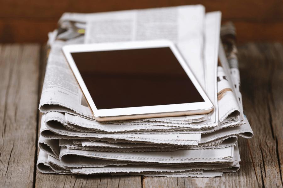 Medierelationer, debattartiklar, pressmeddelanden, nyhetsinventering, medieträning