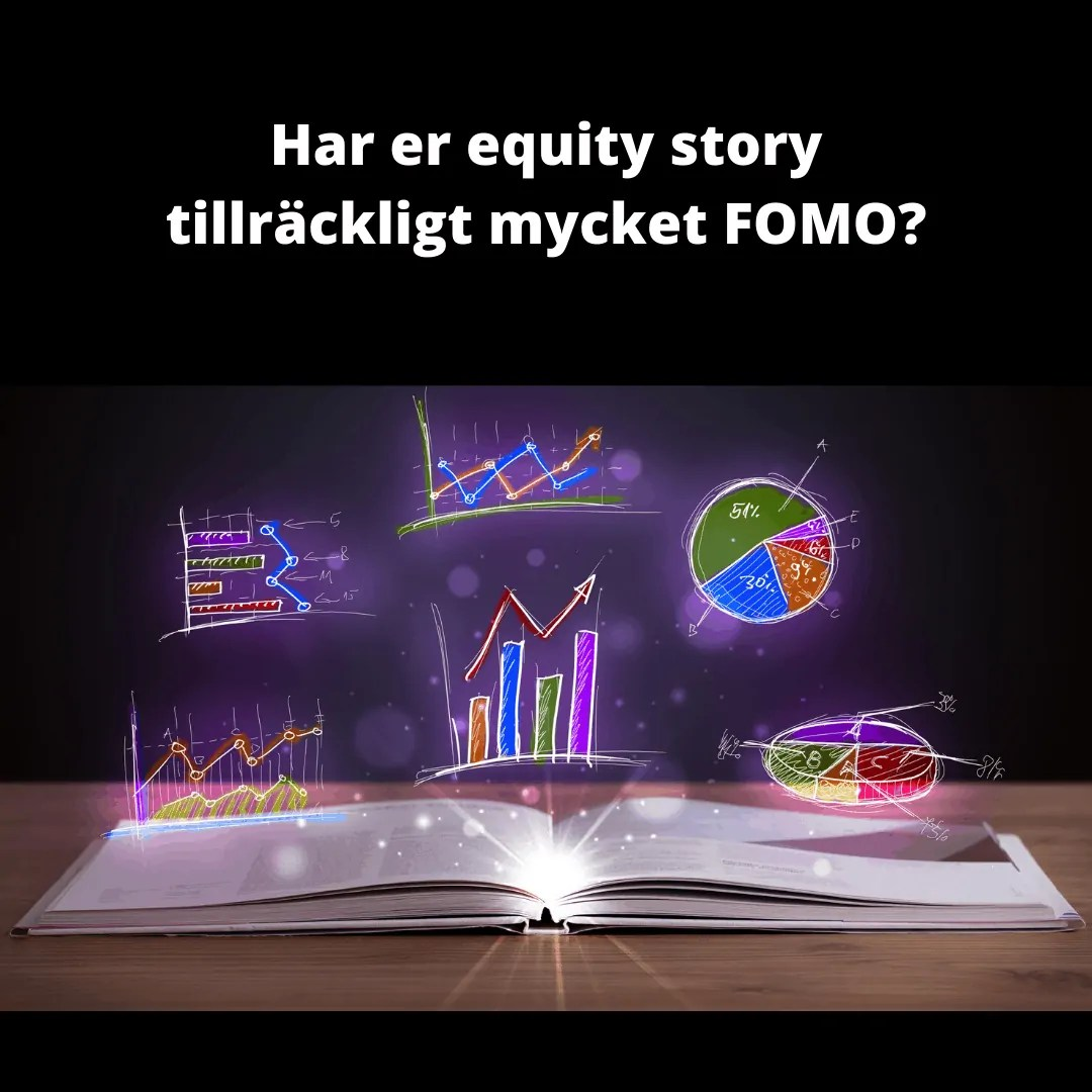 Equity story, FOMO, SMTM, investment case, investor Relations