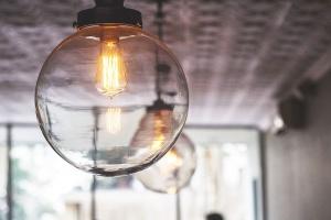 luminaire style industriel