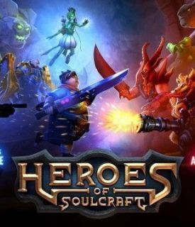 Heroes of SoulCraft MOBA Apk (1)