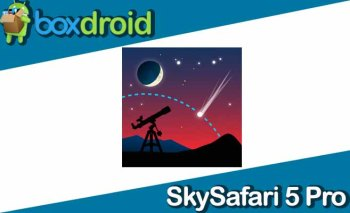 SkySafari 5 Pro v5.4.4.0 – Apk – Download