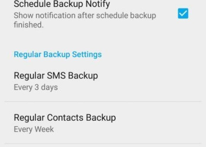 Super Backup Pro SMS&Contacts (2)