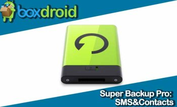 Backup Pro: SMS&Contacts v2.1.24 – Apk Download