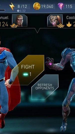 Injustice 2 Apk + Mod + Data for Android (2)