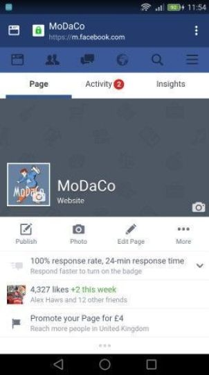 Simply for Facebook Apk Download (2)