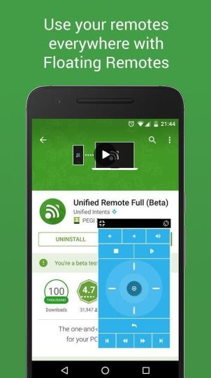 Unified Remote Full Apk (6)