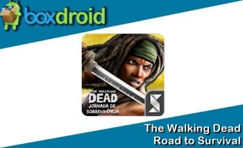 Walking Dead Road to Survival v5.0.2.48518 – Apk + Data Download