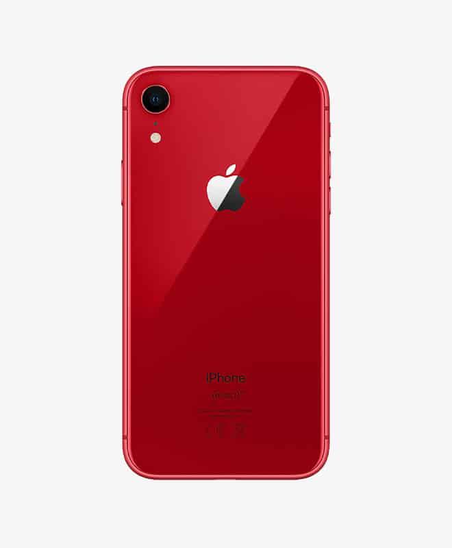Apple iPhone XR Red 6.1'' 128GB 4G Unlocked & SIM Free