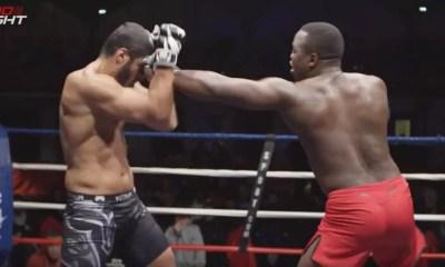 100% FIGHT 42 - Video HL de la carte principale