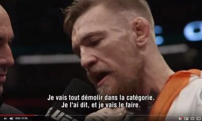 UFC 246 - McGregor vs Cowboy - Video Countdown en version Française