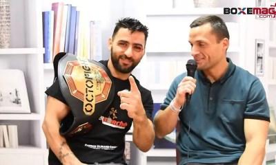 ITV Araik MARGARIAN - Sa victoire sur Damien PELTIER, son come-back, la légalisation du MMA en France