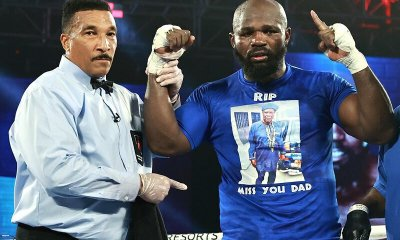 VIDEO HL - Carlos Takam vs Jerry Forrest
