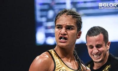 Anissa MEKSEN répond au défi lancé par KANA 'Je vais te mettre KO'