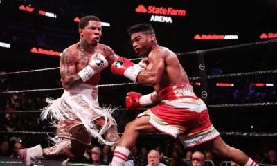 VIDEO - Gervonta Davis met TKO Yuriorkis Gamboa au dernier round.