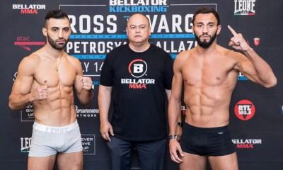 Giorgio Petrosyan vs Chingiz Allazov - Full Fight Video