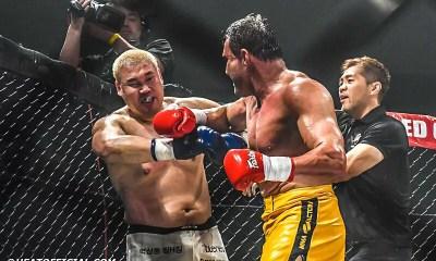 Jérôme LE BANNER vs Jun SOO LIM - Full Fight Video HEAT.