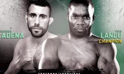 100% FIGHT 38 - La Fight Card pour ce samedi 8 décembre