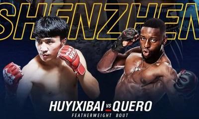 MMA - Arnold QUERO fera ses débuts au M-1 à Shenzhen