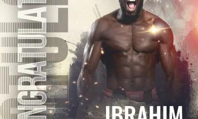 Ibrahim Mane signe son premier succès avec le BRAVE CF